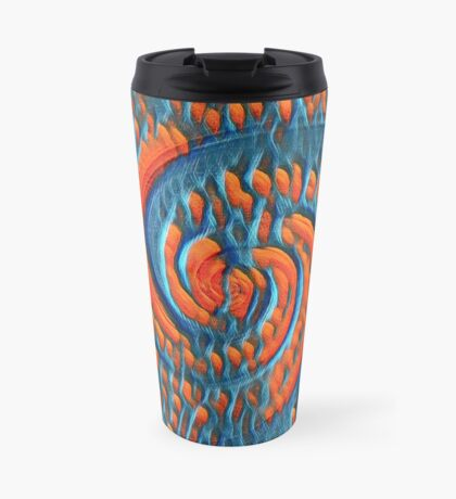 Broken Fibonacci Travel Mug