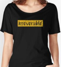Irreversible Women's Relaxed Fit T-Shirt