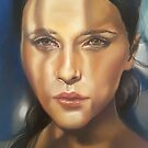 Steel Magnolia by Samantha Aplin