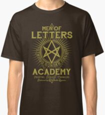 Men of Letters Academy Classic T-Shirt