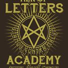 Men of Letters Academy by Arinesart