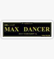 Japan Slap Style Sticker - MAX DANCER Sticker
