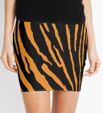 Tiger Stripes Mini Skirt