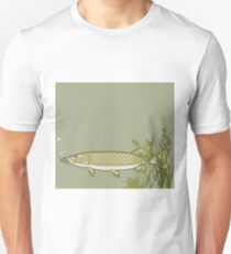 Northern Pike Unisex T-Shirt