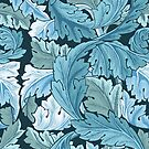 Blue Acantus by kridel