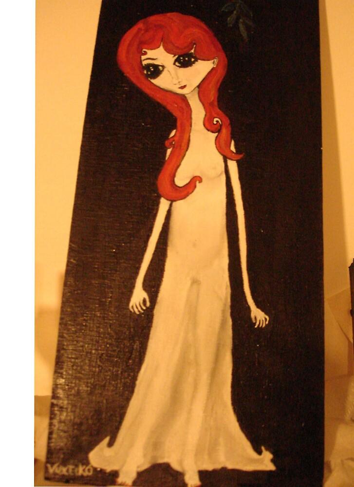 Nightgown by louisezervas