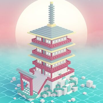 temple by FranceMSX