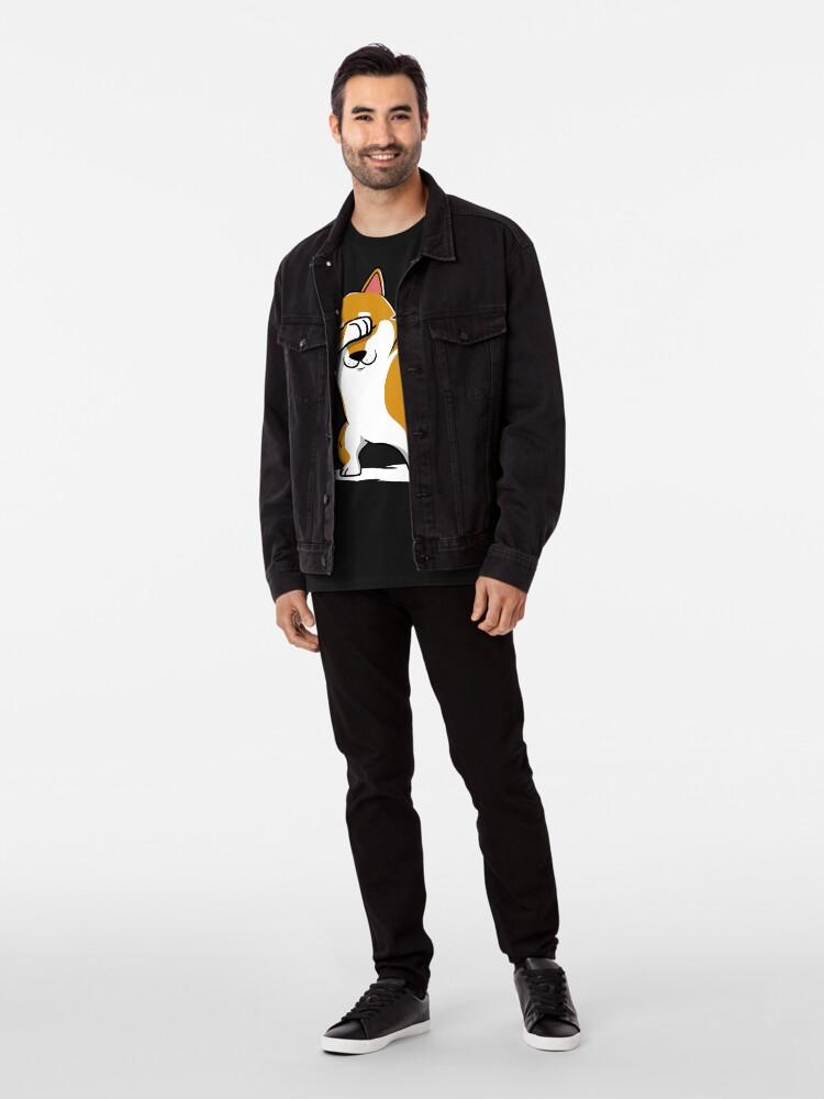 Alternative Ansicht von Tuibing Shiba Inu Lustig Premium T-Shirt