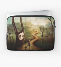 """May we pass by?"" Laptop Sleeve"