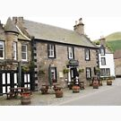 Mrs Baird's Guesthouses ( the Covenanter Hotel, Falkland ), Outlander film location by David Rankin