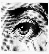 Eye of Lina Cavalieri 02 Poster