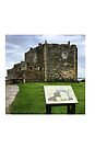Blackness Castle - Fort George , Outlander by David Rankin