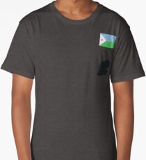 Djibouti Long T-Shirt