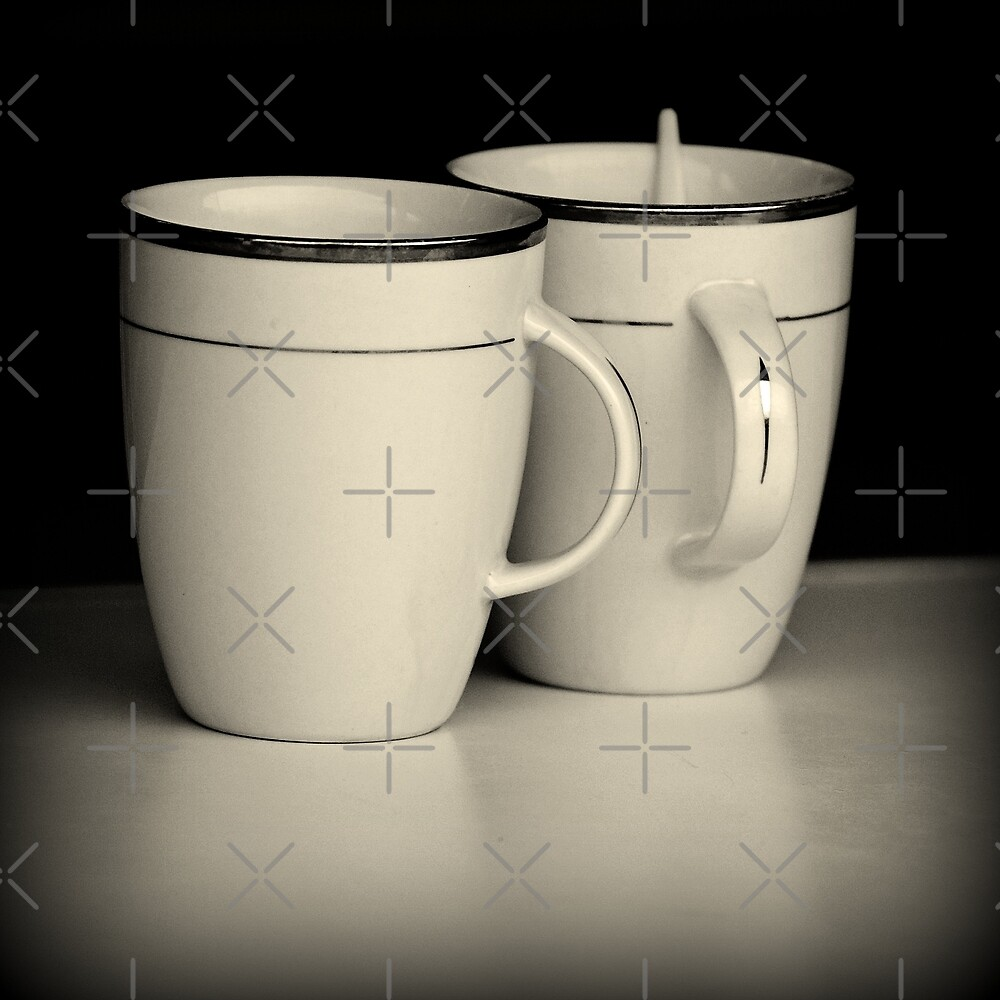 Cups & Spoon by C P  v 2