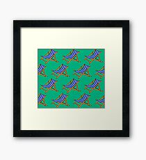 Time to Chill Framed Print