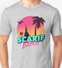 Scarif Beach Unisex T-Shirt