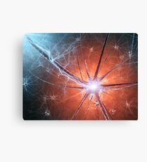 Neurons Canvas Print