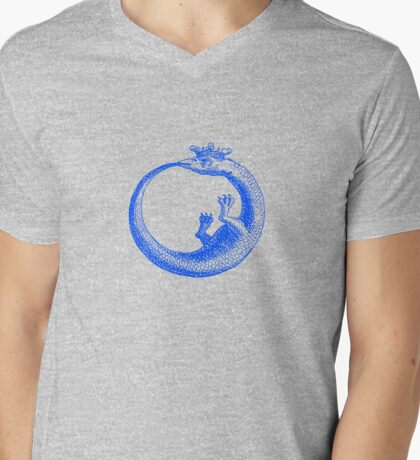 Alchemical Dragon Bites His Tail T-Shirt