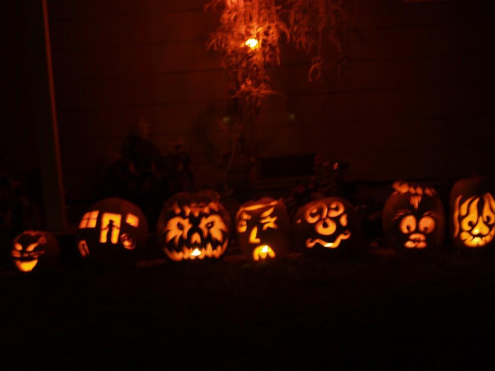 Spooky  by Lynn Curry
