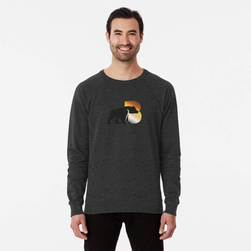 Be-Art BEAR community style Lightweight Sweatshirt