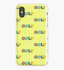 Golf Wang - Phone case iPhone Case/Skin