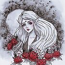 Moon elf by ARiAillustr
