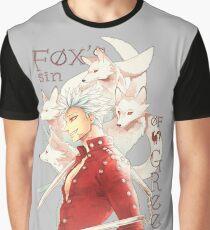 Seven Deadly Sins [BAN] Graphic T-Shirt