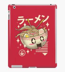Kawaii Ramen iPad-Hülle & Klebefolie