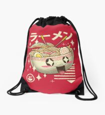 Kawaii Ramen Drawstring Bag