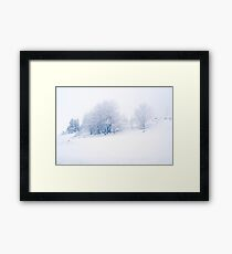 Alpes-de-Haute-1 Framed Print