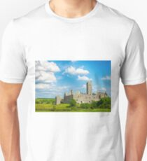 quin abbey county clare ireland T-Shirt