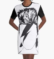 Star man 2 Graphic T-Shirt Dress