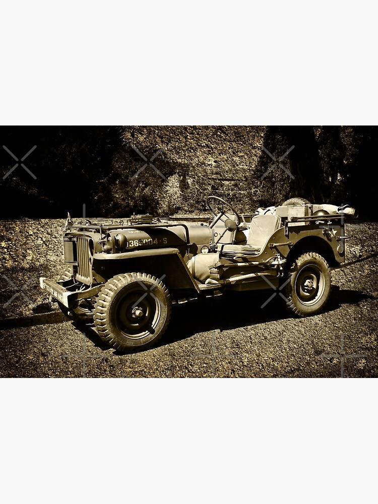 Jeep by pursuits