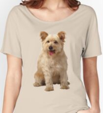Cute dog Women's Relaxed Fit T-Shirt