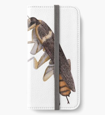 Cockroach iPhone Wallet