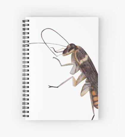 Cockroach Spiral Notebook