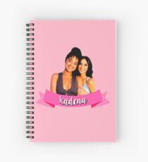 Kat & Adena (Kadena) Spiral Notebook