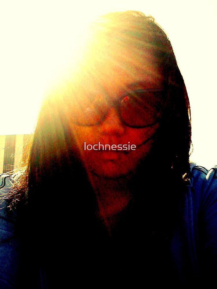 love the sun by lochnessie