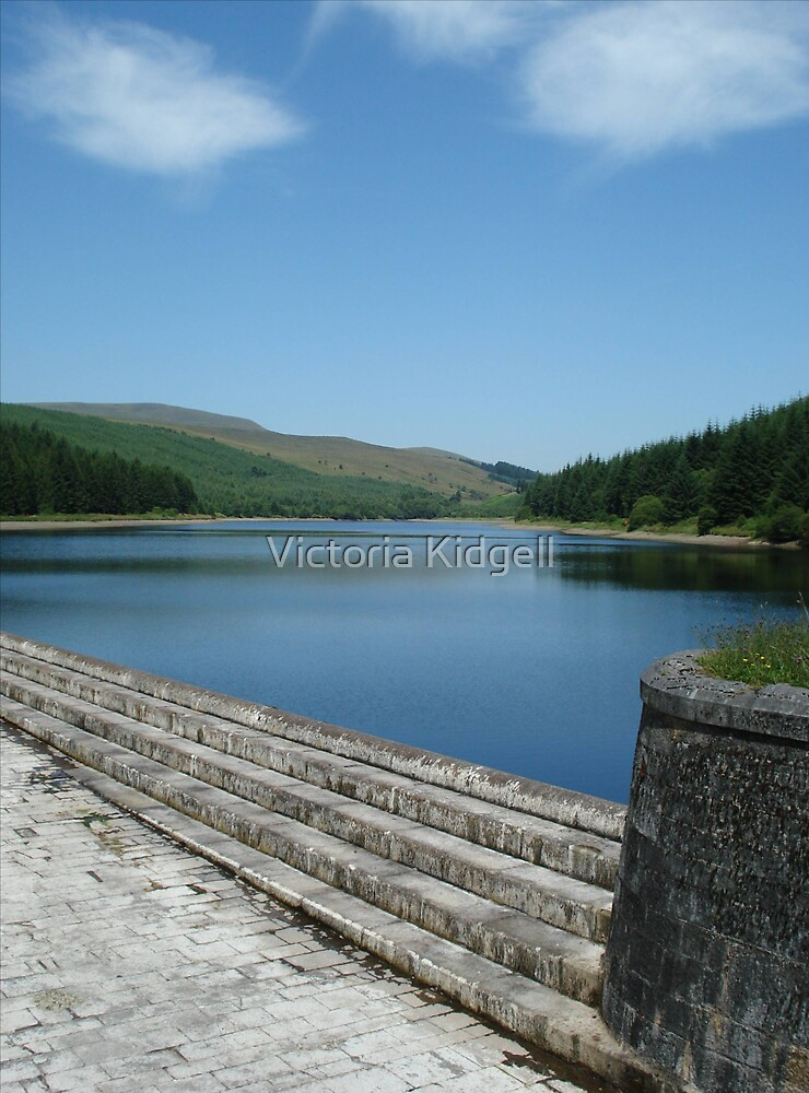 Beacons Reservoir by Victoria Kidgell