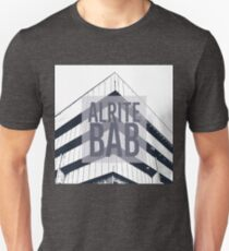 All right Bab and Birmingham Library on T-shirts and gifts Unisex T-Shirt