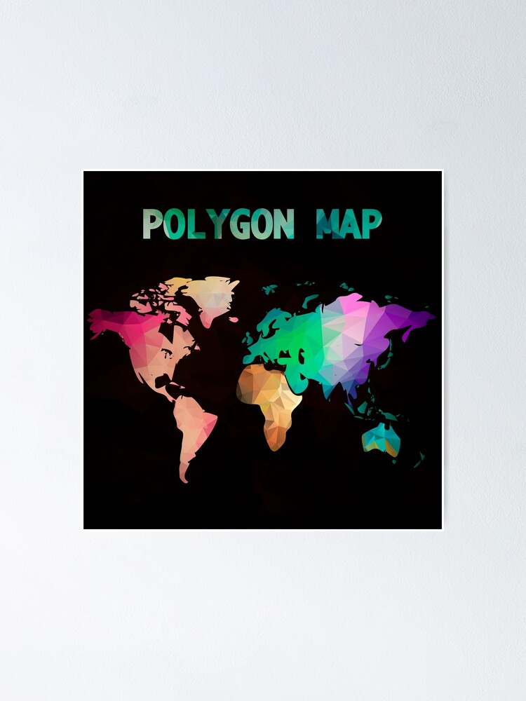 World map background in polygonal style. Modern elements world map on modern china map poster, modern world map decal, modern germany poster, modern space map poster, modern world map print, modern travel poster, modern wall art, modern world map design, modern world map canvas, modern art poster,