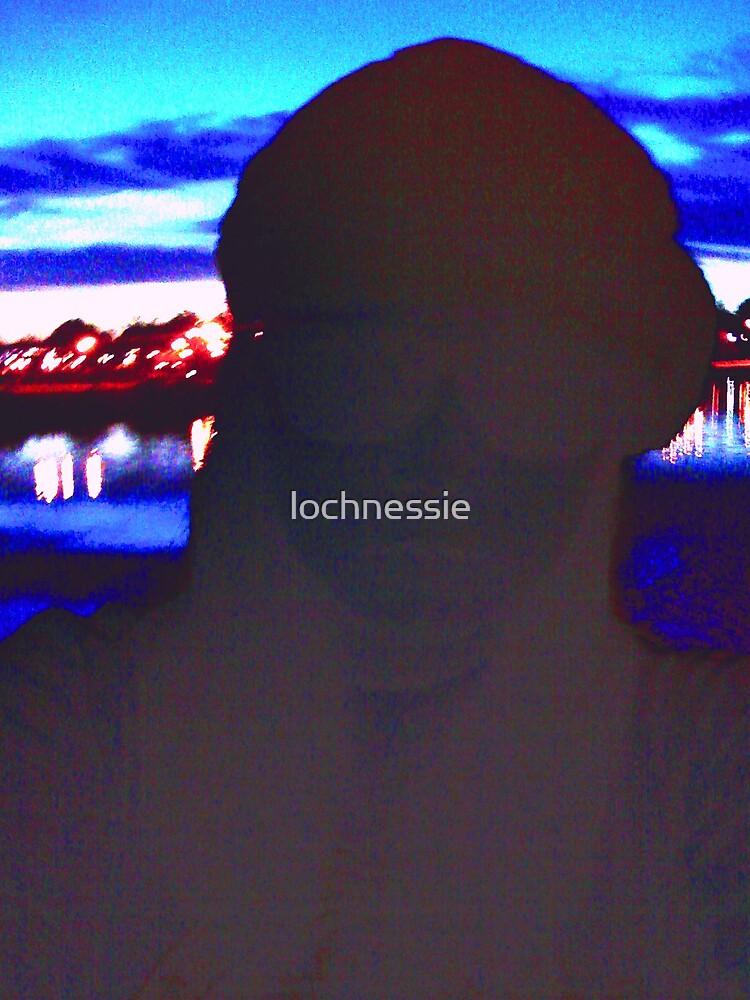 light reflection by lochnessie