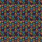 Kittens - Multi Color by Tim Andrew