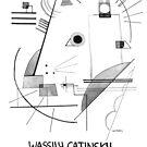 #meowdernart - Wassily Catinsky by mariapaizart