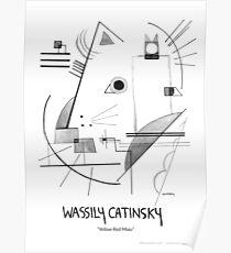 #meowdernart - Wassily Catinsky Poster