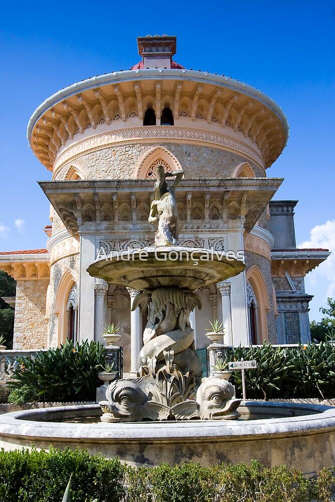 Monserrate Palace by André Gonçalves