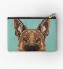 Skylar - German Shepherd gifts for dog people dog lover gifts german shepherd owners perfect gifts Studio Pouch