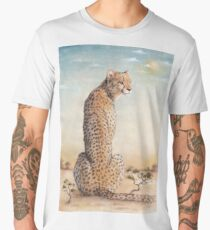 Unexpected Giants - Cheetah Men's Premium T-Shirt