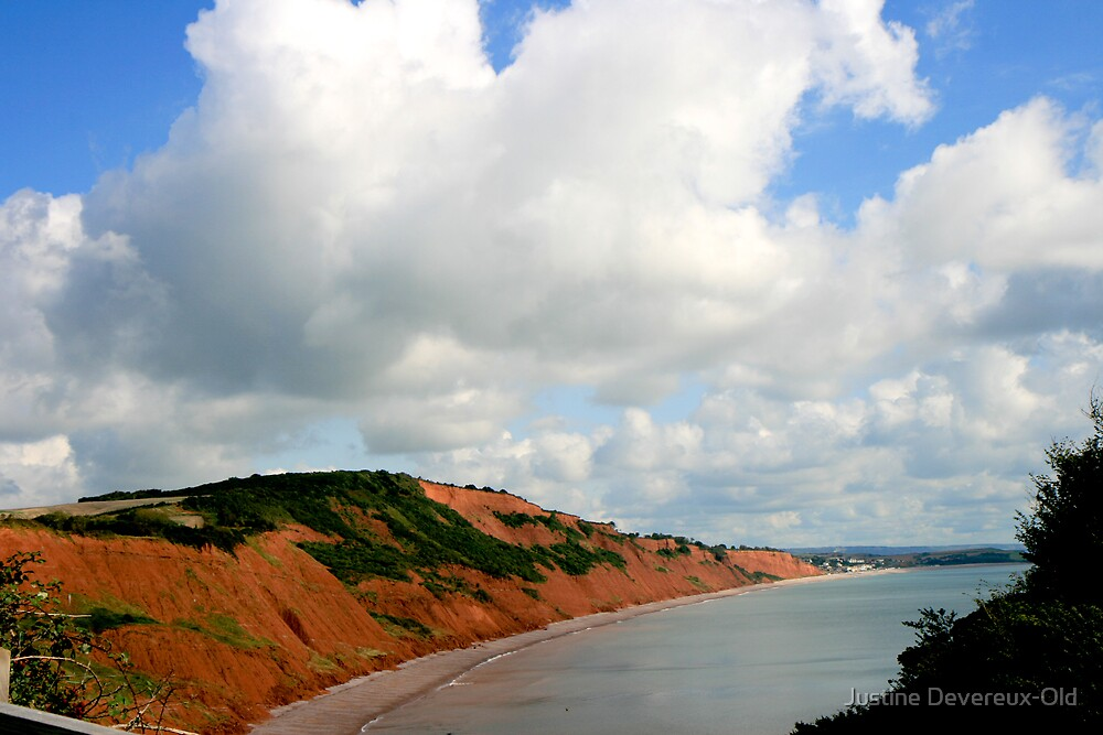 Sandy Bay Landscape by Justine Devereux-Old