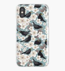 Waiting for the cherries I iPhone Case